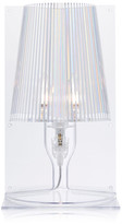 Kartell Take Table Lamp - Crystal