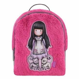 SANTORO GORJUSS Women's 978GJ02 Backpack Pink fuchsia Grande