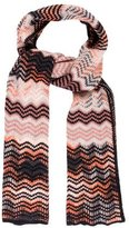 Missoni Striped Chevron Wool Scarf