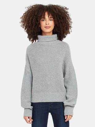 Marie Oversized Turtleneck Sweater