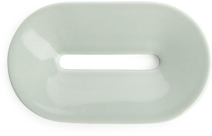Arket Stoneware Soap Dish