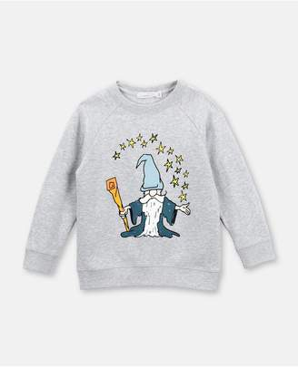 Stella McCartney Wizard Cotton Sweatshirt
