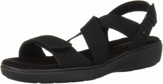 Grasshoppers Women's Leah 2-Strap Sandal Canvas Shoe