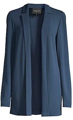 Lafayette 148 New York Women's Rainey Matte Jersey Jacket