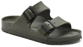 Birkenstock Arizona Eva Khaki Sandal - 36 (UK 3)