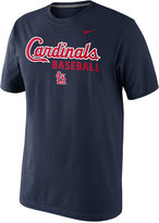 Nike Men's St. Louis Cardinals Practice T-Shirt