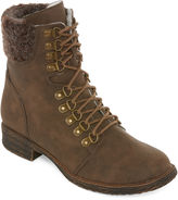 Two Lips 2 Lips Too Folsom Womens Combat Boots