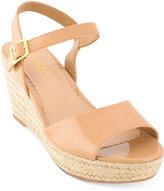 Lauren Ralph Lauren Keara Ankle-Strap Wedge Sandals