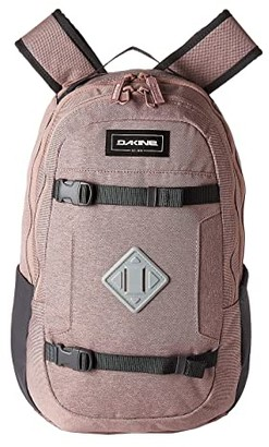Dakine URBN Mission 18L Backpack (Wood Rose) Backpack Bags