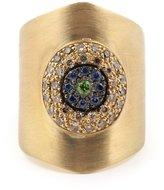 Ileana Makri 'Round Eye Shield' ring