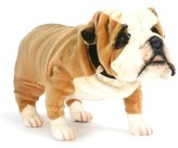The Well Appointed House Hansa Toys Stuffed British Bulldog