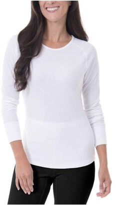 Fruit of the Loom Women's Soft Waffle Thermal Underwear Top