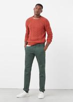 MANGO MAN Slim-Fit Cotton Chinos