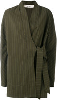 Damir Doma Jun wrap coat