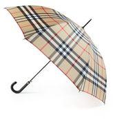 Burberry Regent Large Check Walking Umbrella