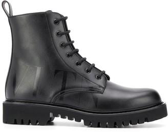 Valentino VLTN combat boots