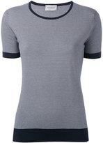 John Smedley striped T-shirt - women - Cotton - S