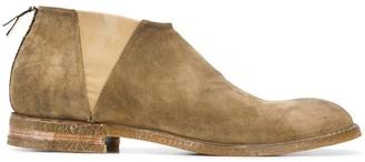 Silvano Sassetti pull-on desert boots