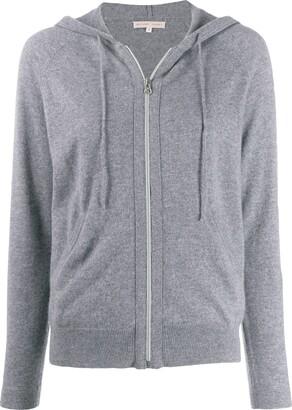 Filippa K Soft Sport Zip-Up Cashmere Hoodie