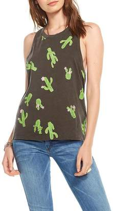 Chaser Cactus Racerback Tank