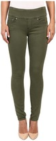 Jag Jeans Nora Pull-On Skinny Freedom Colored Knit Denim in Canteen Women's Jeans