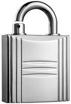 Hermes Silver-Tone Refillable Lock Spray 0.25oz.
