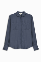 Paul & Joe Frill Crepe Shirt