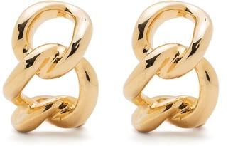 Isabel Lennse Chainlink Earrings