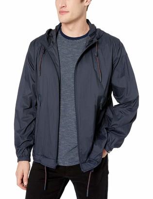 Andrew Marc Men's Quinn Four Pocket Hooded Jacket