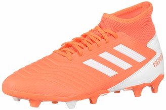 adidas Unisex's Predator 19.3 Firm Ground Boots Soccer