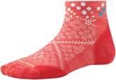 Smartwool PhD Run Elite Pattern Socks - Merino Wool, Ankle (For Women)
