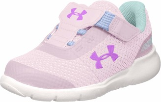 Under Armour Girls' Infant Surge RN Sneaker