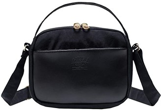 Herschel Orion Crossbody Mini (Black) Handbags
