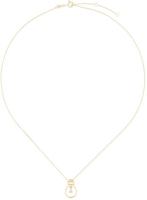 ALIITA 9kt Yellow Gold Light Necklace