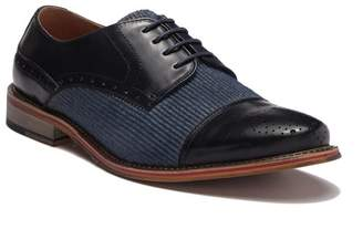 Vintage Foundry The Gypsum Leather Derby