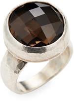 Gurhan Women's Quartz & Sterling Silver Ring