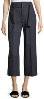 Club Monaco Christobelle Cropped Stretch-Wool Pants