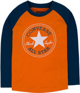 Converse Graphic T-Shirt-Big Kid Boys