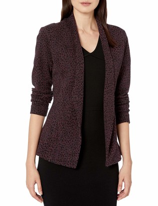 Nic+Zoe Women's Vintage Animal Jacket