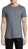 Lot 78 Crewneck Knit T-Shirt