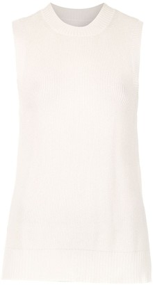OSKLEN Sleeveless Knitted Top