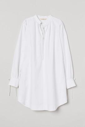 H&M Pima cotton tunic