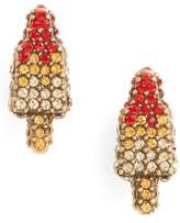 Marc Jacobs Women's Rocket Lolli Stud Earrings