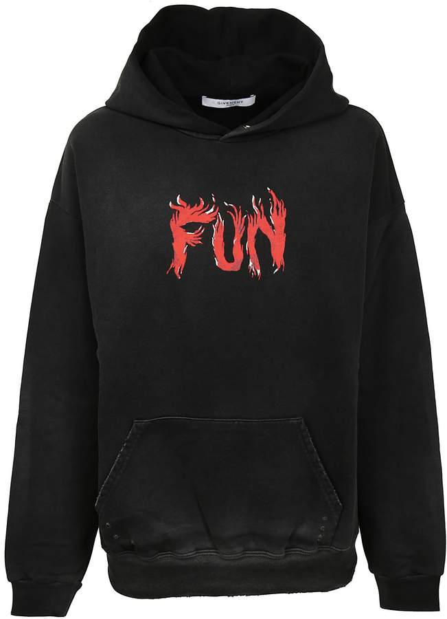 Givenchy Printed Hoodie