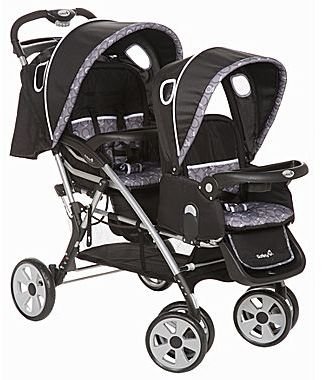 Safety 1st Two Ways Tandem Stroller
