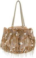 Jamin Puech bead embellished tote bag