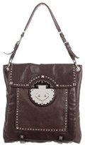 Kotur Leather Shoulder Bag