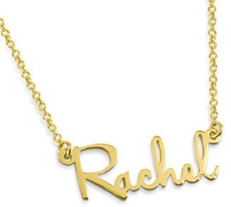 Monogram Online NP235-GPSS-Link- 18 in 18 in Personalized Name Necklace