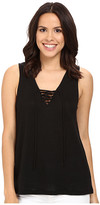 Sanctuary Serene Laced Tank Top