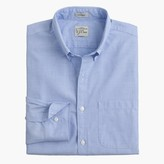 J.Crew Secret Wash shirt in end-on-end cotton